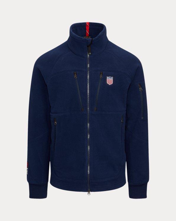 Polo Shield Fleece Jacket