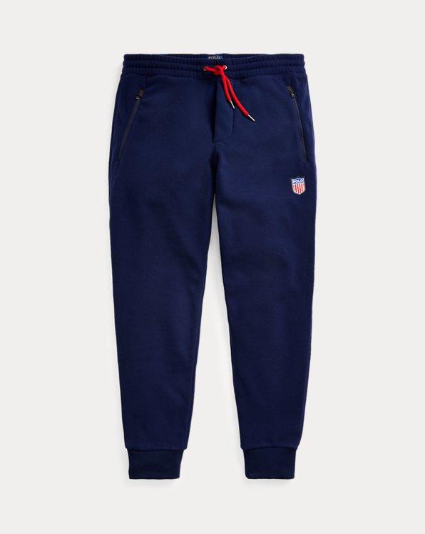 Pantalon de jogging à blason Polo