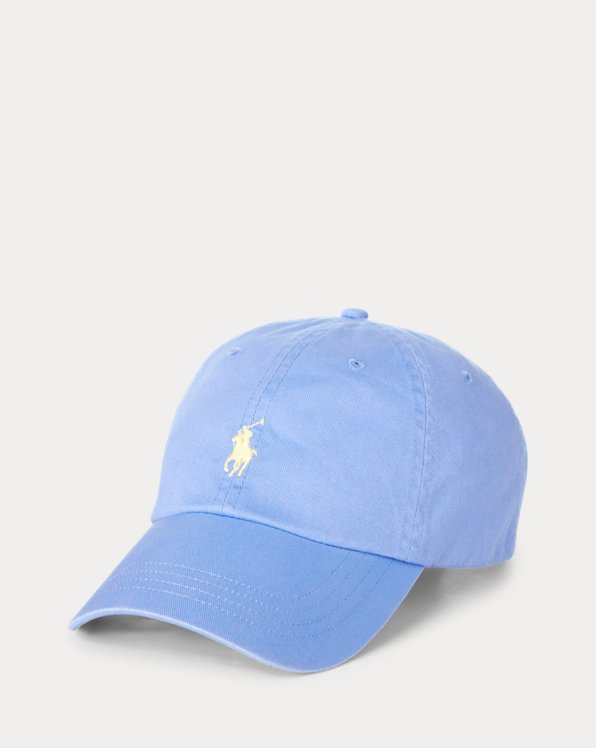 Cotton Chino Baseball Cap