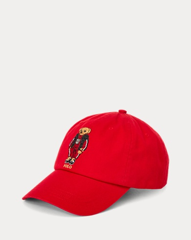 Lunar New Year Polo Bear Cap