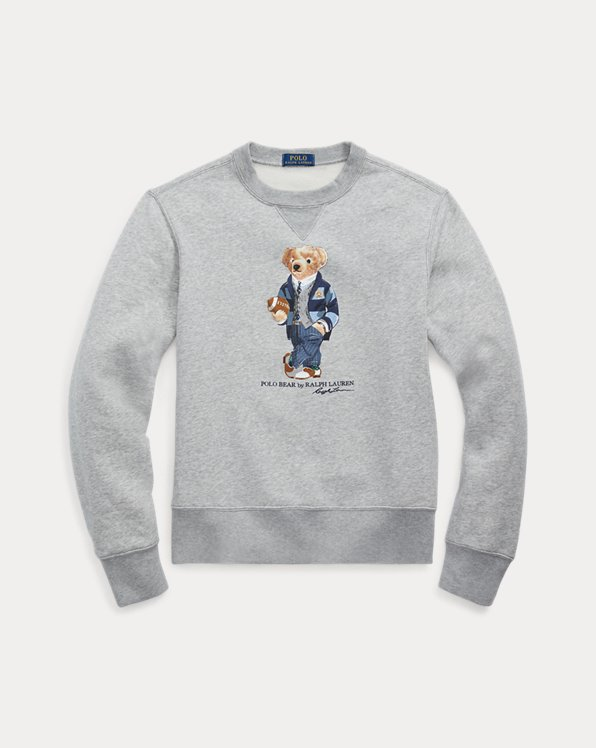 Sweat en molleton Polo Bear
