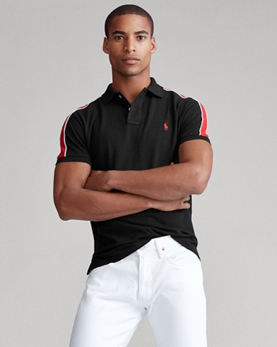 Lunar New Year Mesh Polo Shirt
