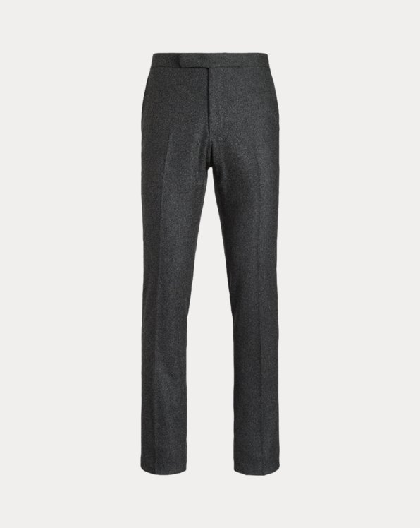 Pantalon Polo en flanelle stretch