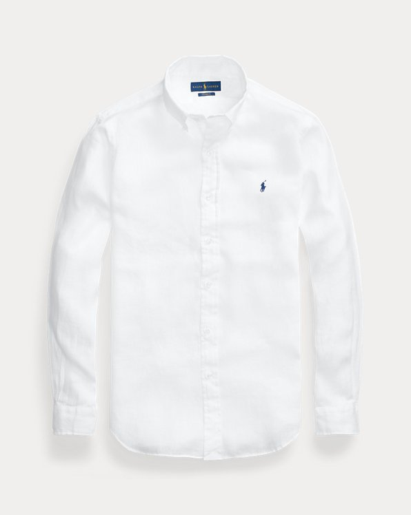 Custom Fit Linen Shirt