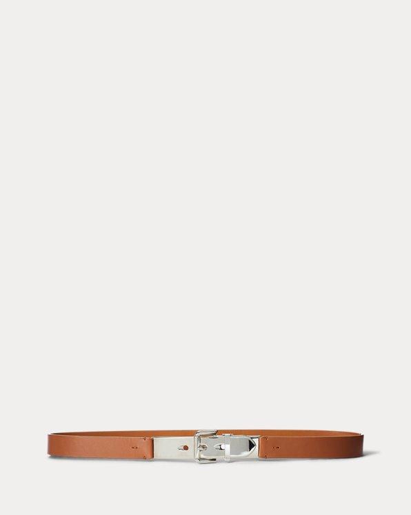 Calfskin Letter-Opener Belt