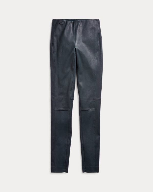 Leather Skinny Trouser