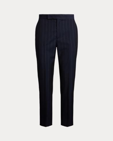 Pinstripe Wool Pant