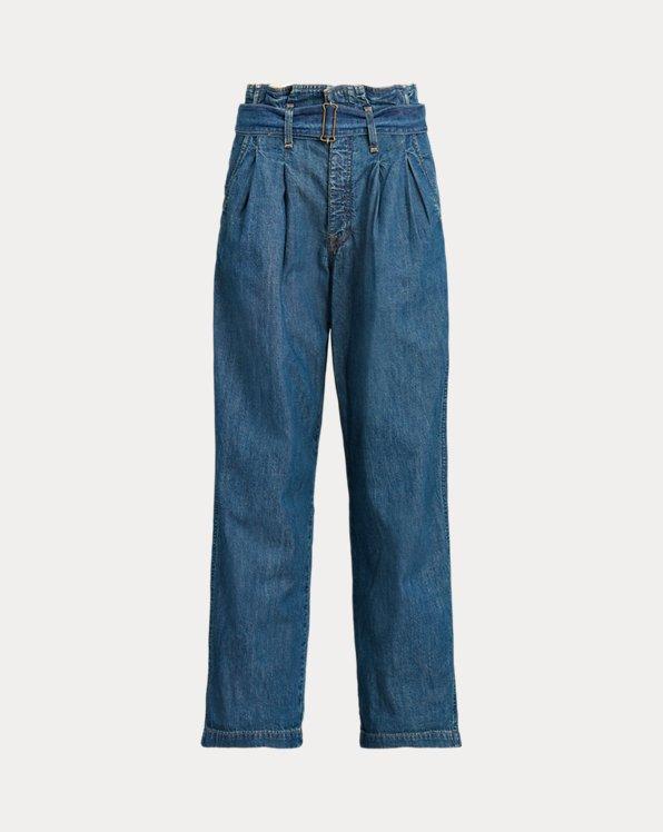 Jeans paper-bag