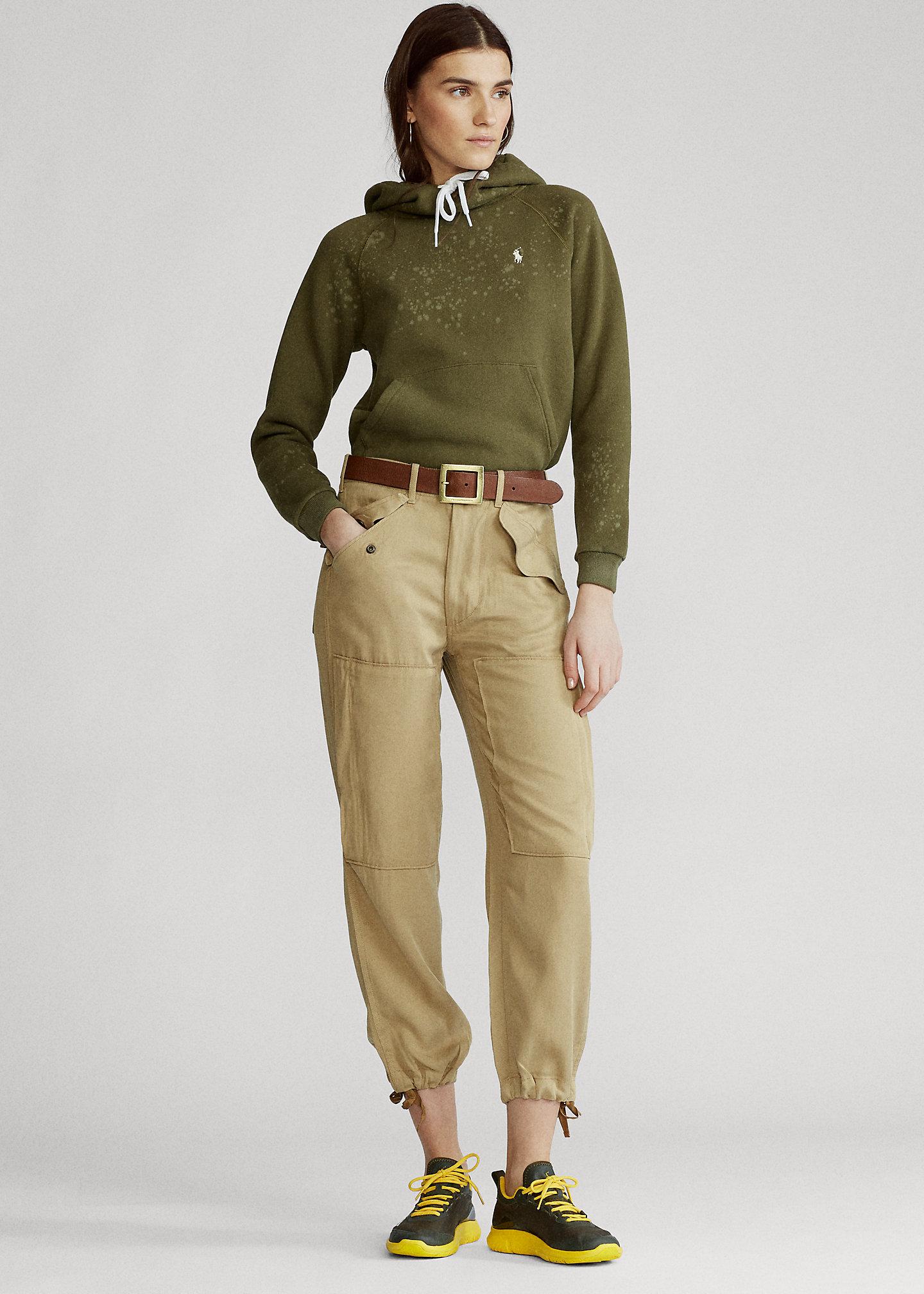 Polo Ralph Lauren Pantaloni cargo in twill 1