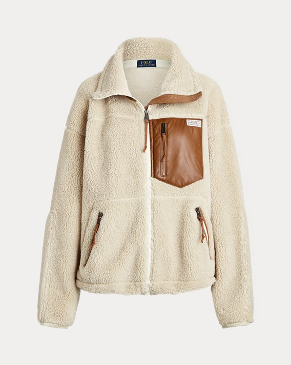 Fleece Zip Jacket