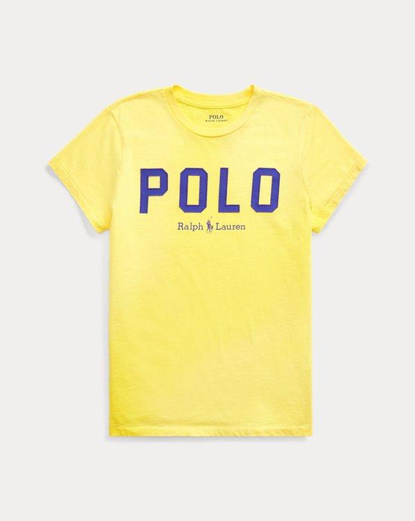Camiseta de algodón Polo