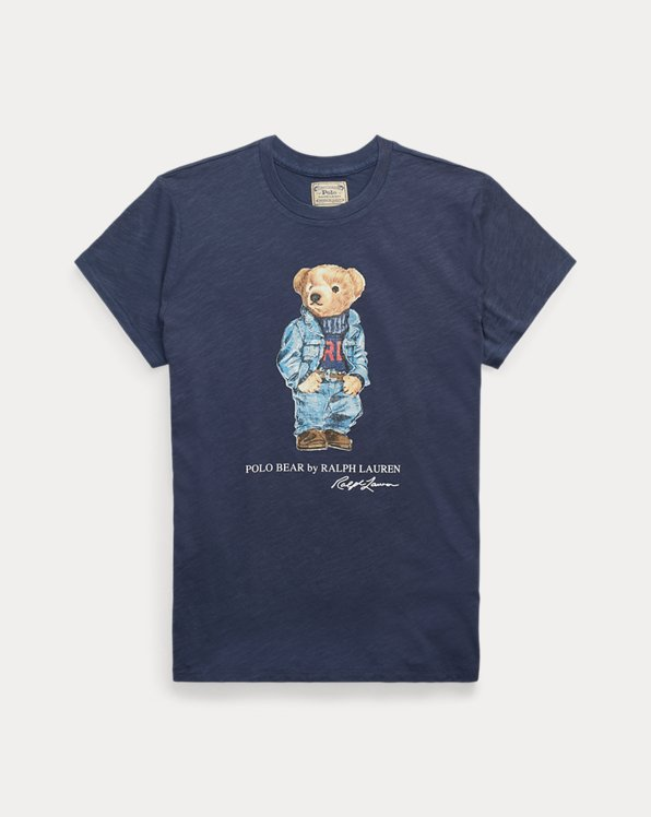T-shirt Polo Bear à col rond