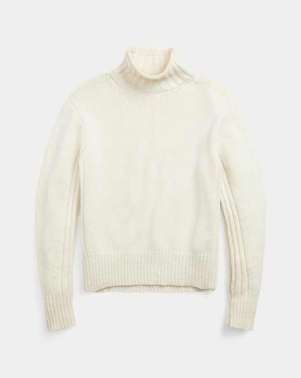 Ribbed Rollneck Jumper