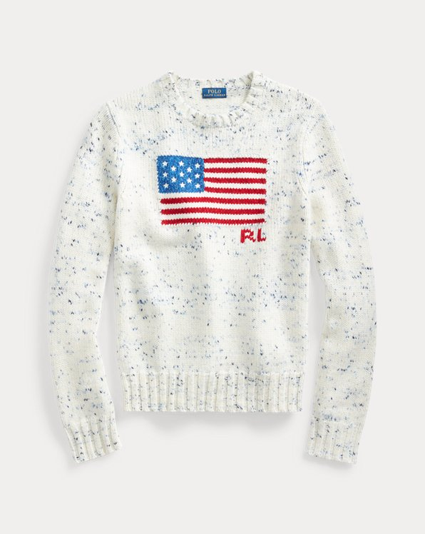 Flag Wool Jumper