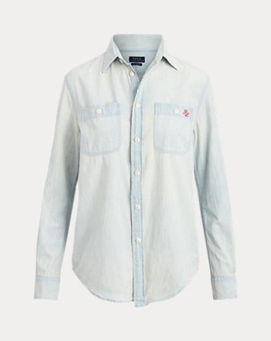 Polo Bear Chambray Shirt