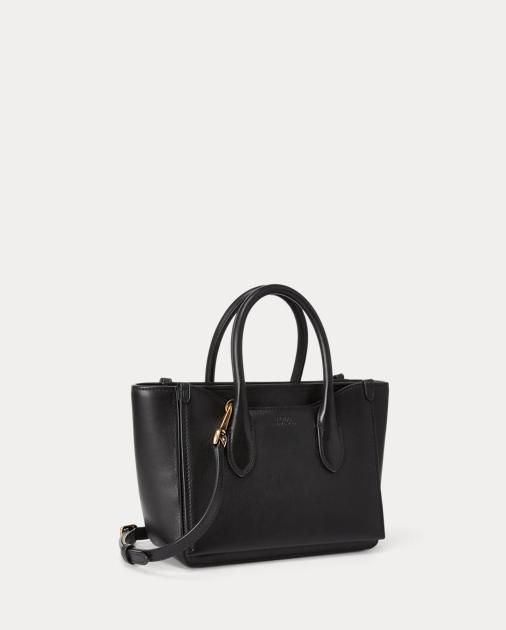 Leather Mini Sloane Satchel