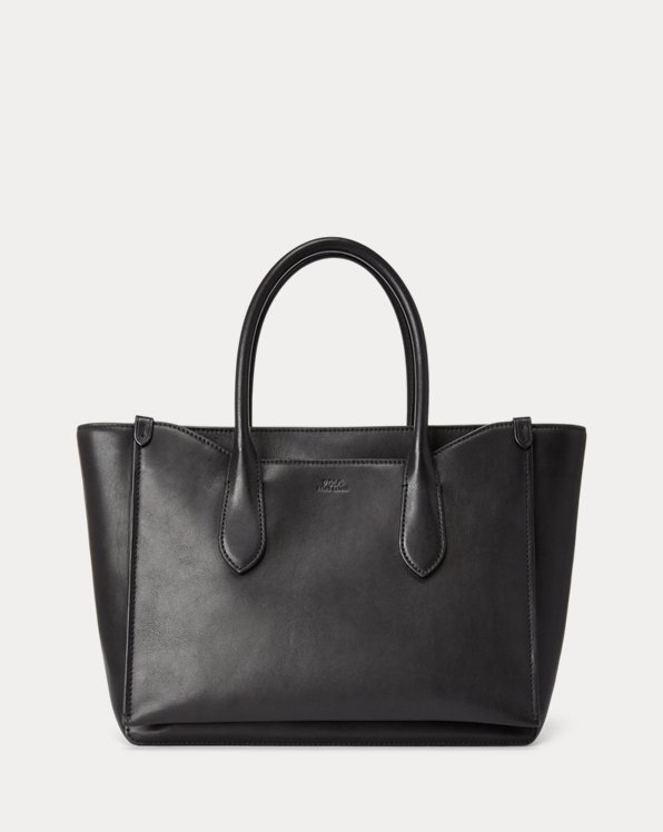 Leather Sloane Satchel