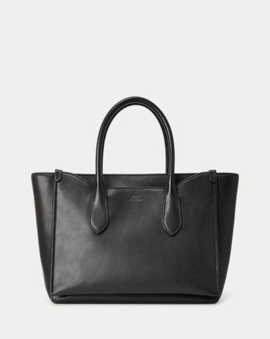Leather Sloane Satchel