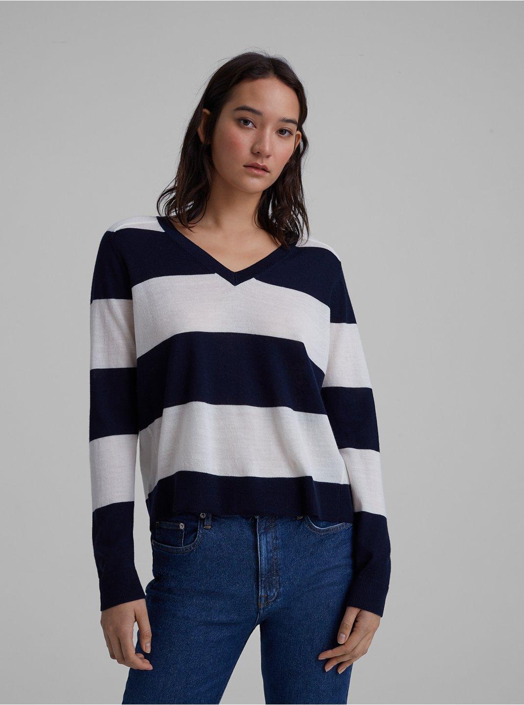 Zaydie Merino Wool Sweater