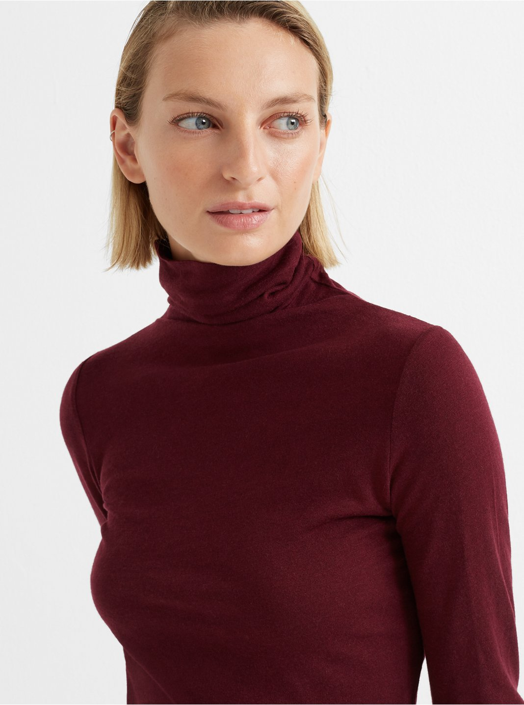 Julie Turtleneck