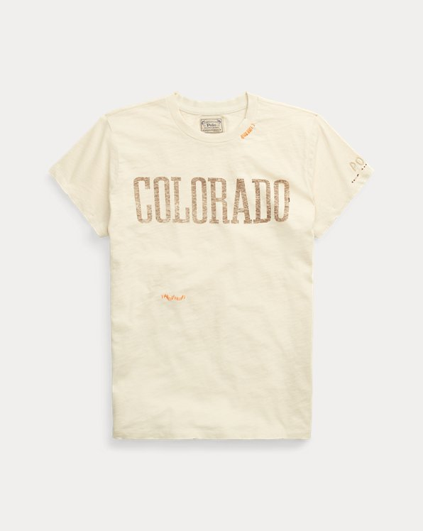 T-shirt Colorado en jersey