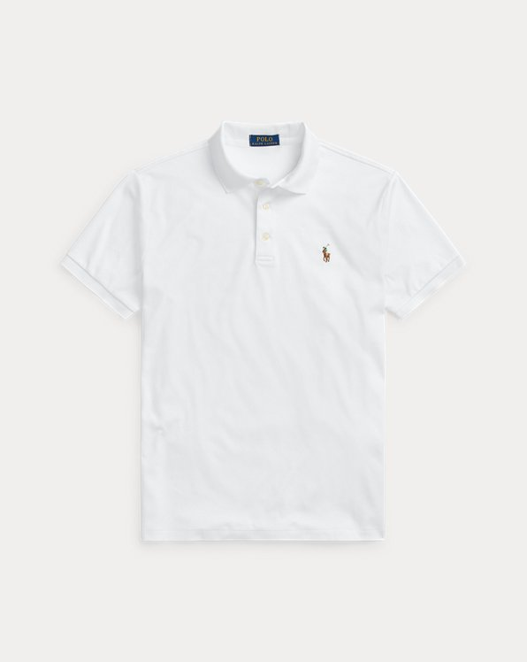Custom Slim Fit Soft Cotton Polo Shirt