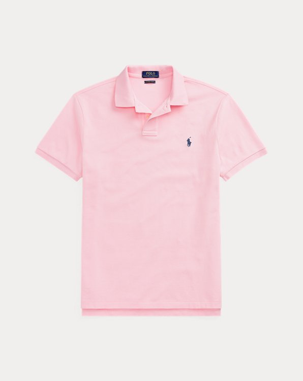 Slim-Fit Piqué-Polohemd