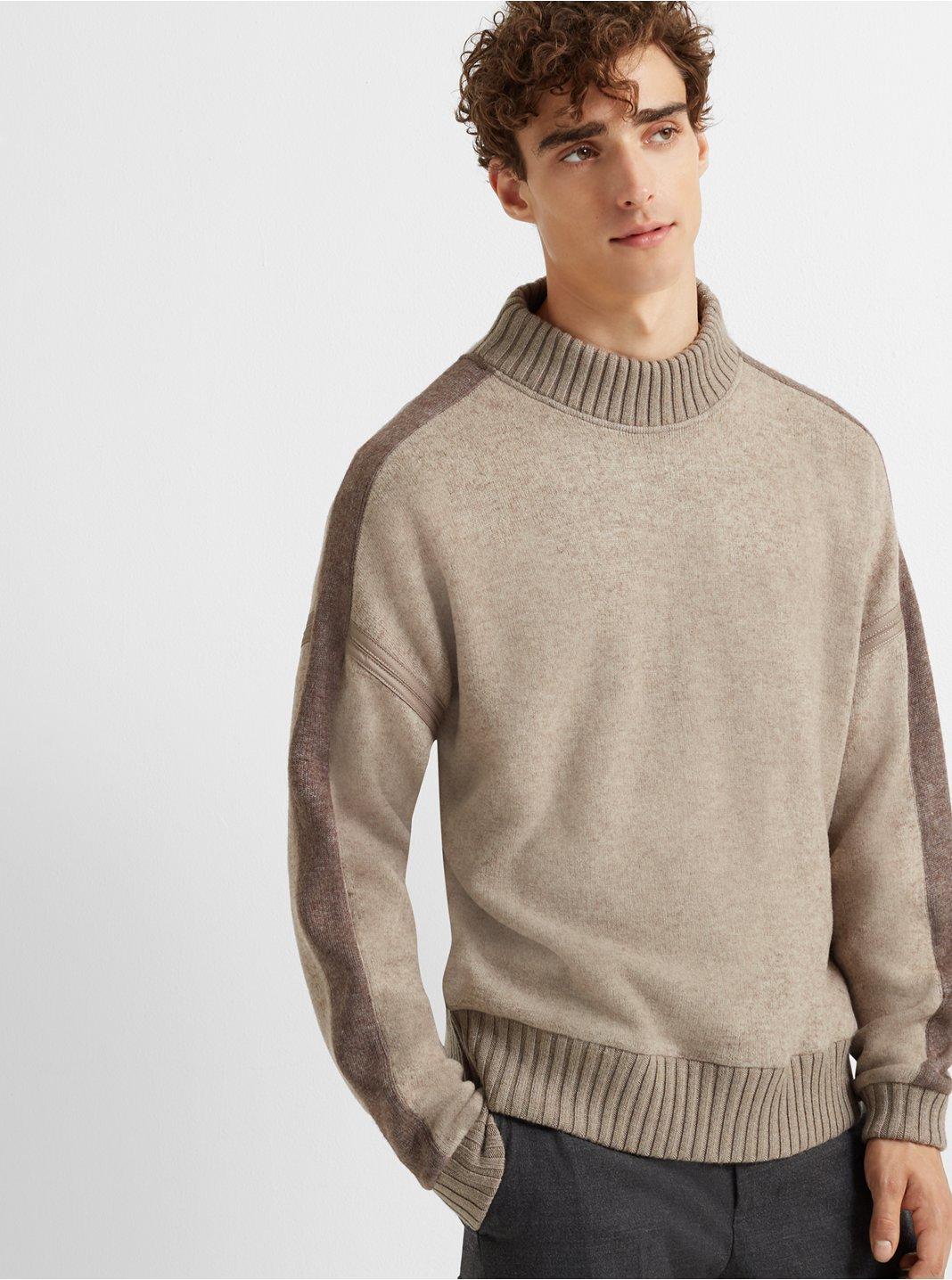 Luxe Wool Mockneck
