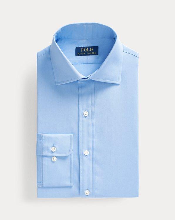 폴로 랄프로렌 셔츠 Polo Ralph Lauren Classic Fit Poplin Shirt,Blue