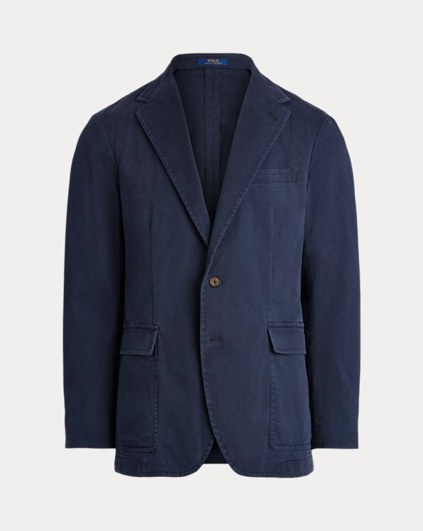 Polo Unconstructed Chino Suit Jacket