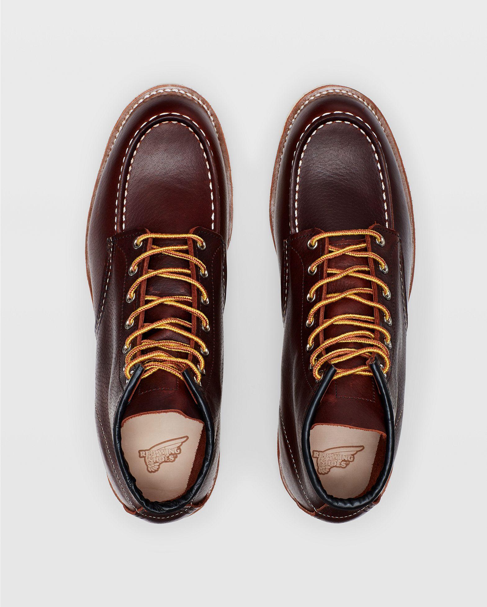 classic moc shoe
