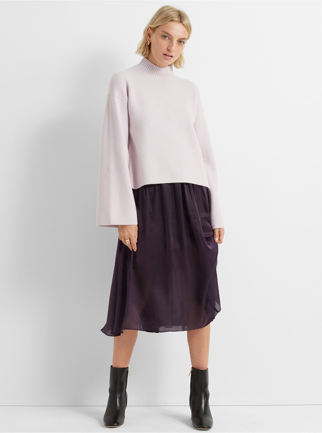 Lillean Cashmere Sweater