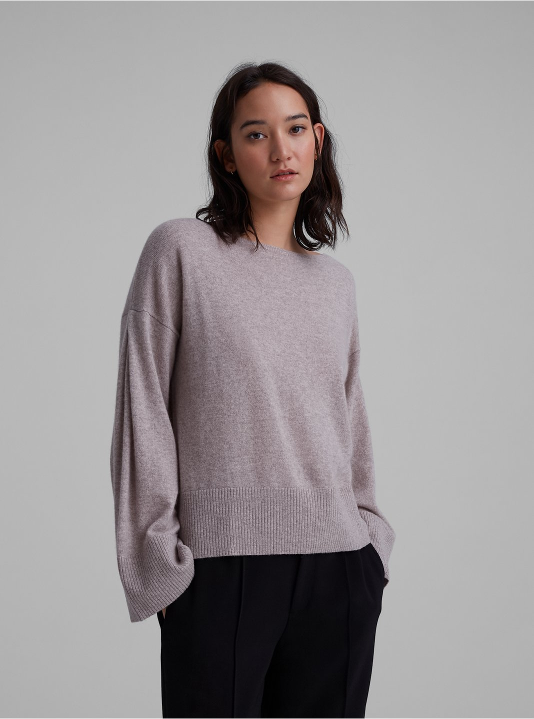 Melissa Cashmere Sweater