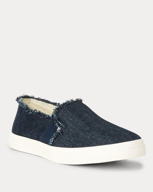 Jinny Denim Slip-On Sneaker
