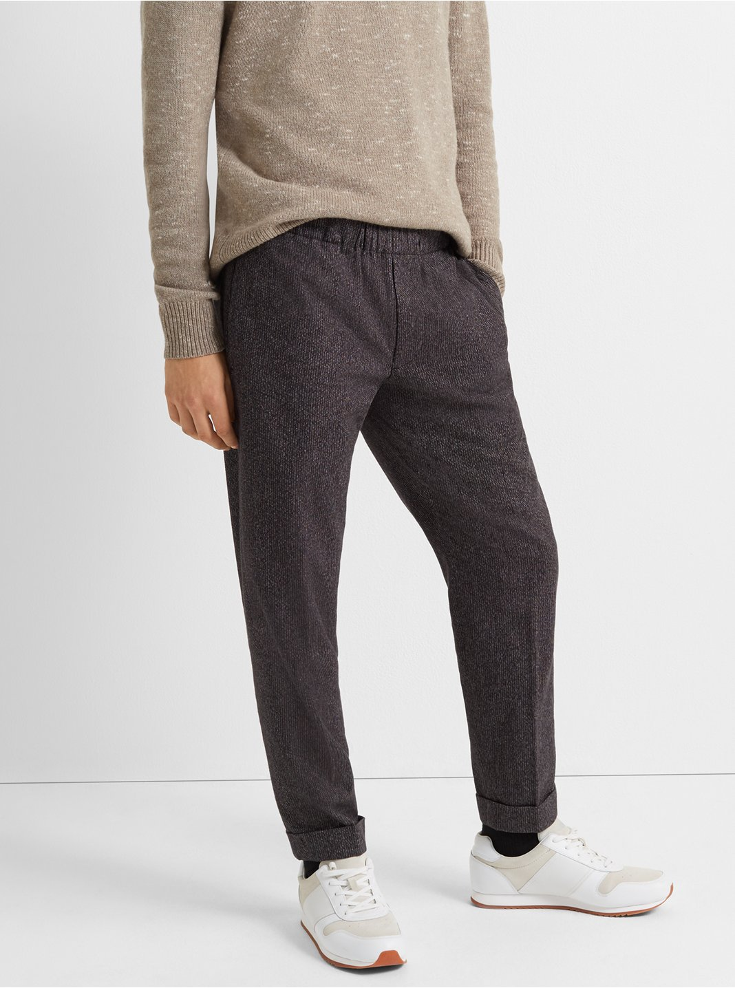 Elasticated Pull-On Pant