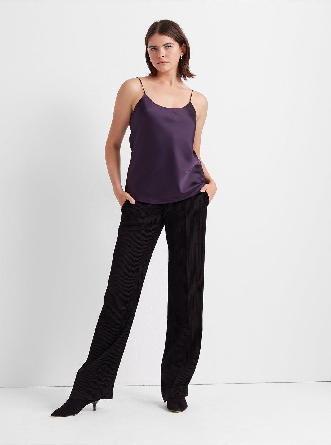 Chenille Cord Trouser