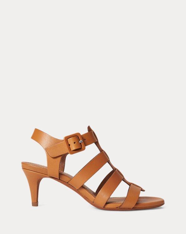 Vachetta Leather Sandal