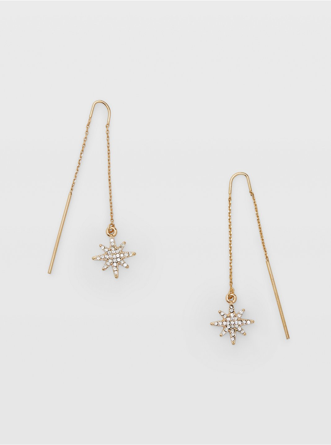 Starburst Threader Earring