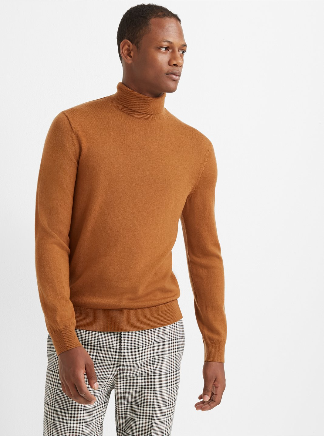 Merino Turtleneck
