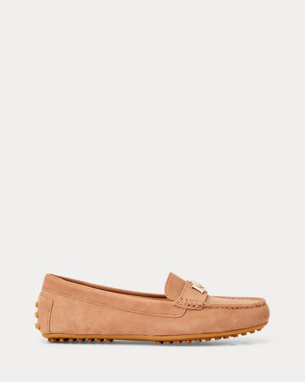 Barnsbury Suede Loafer