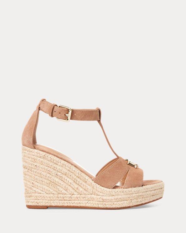 Hale Suede Sandal