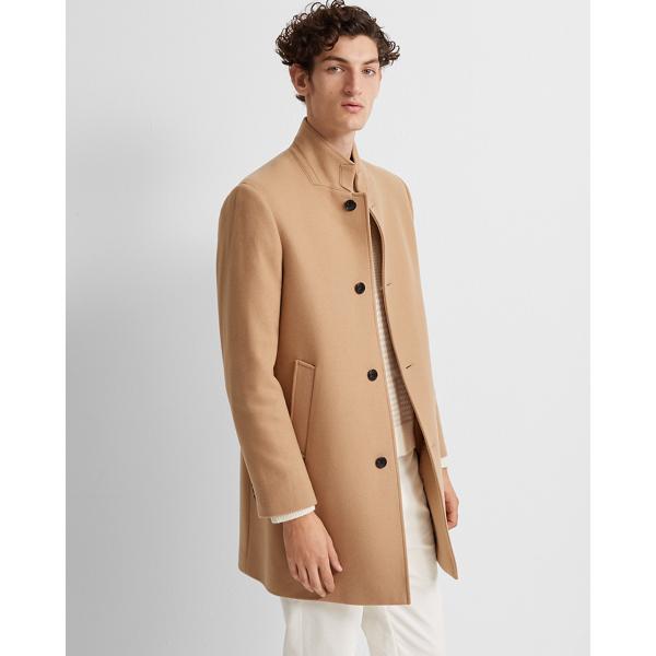 Club Monaco Camel Coat