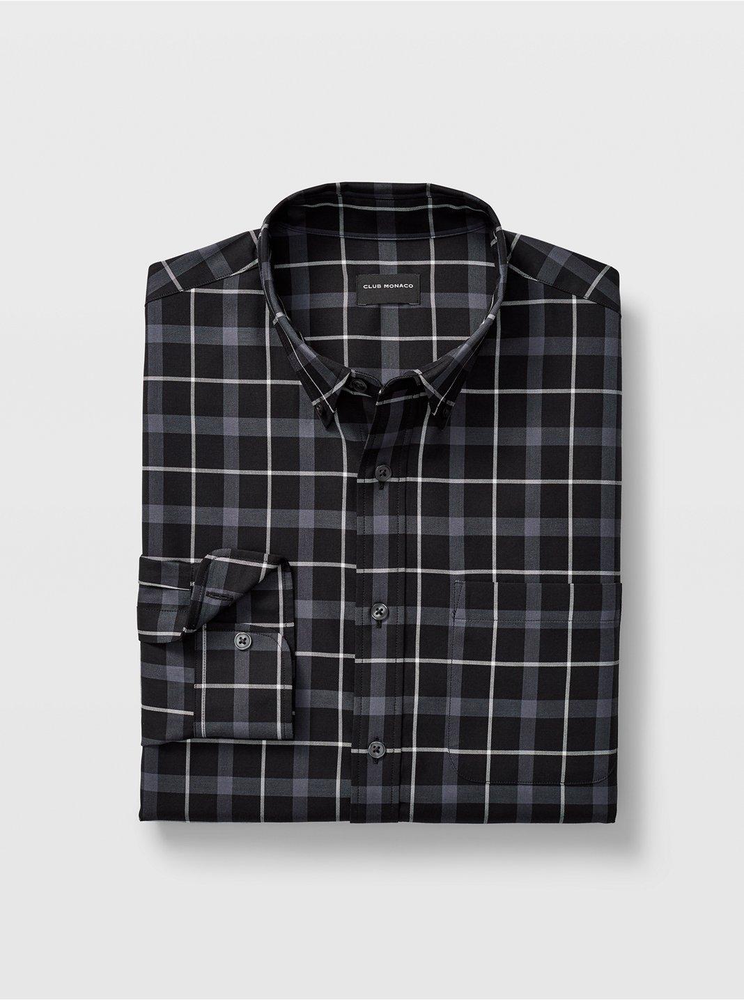 Slim Noveau Check Shirt