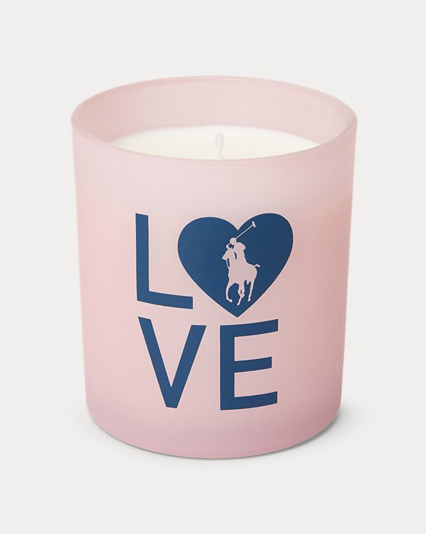 Pink Pony Candle
