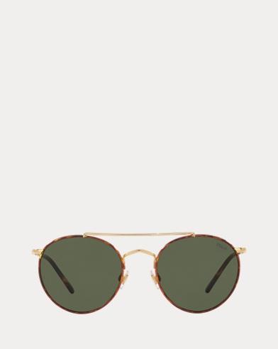 Tortoiseshell Panto Sunglasses