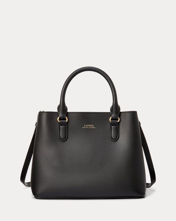 Mini Leather Marcy Satchel