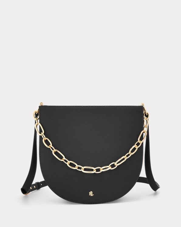 Leather Sawyer Shoulder Bag