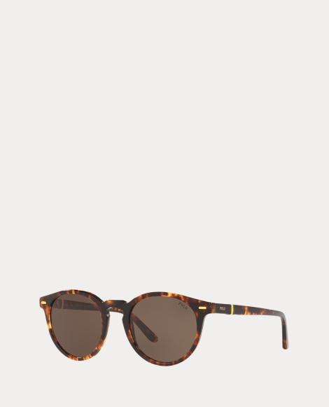 Regimental Stripe Sunglasses