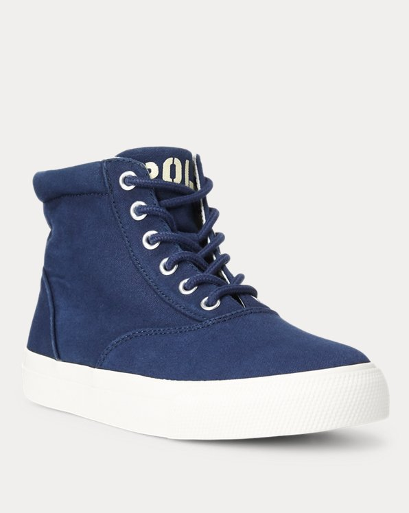 Bryn High-Top Sneaker