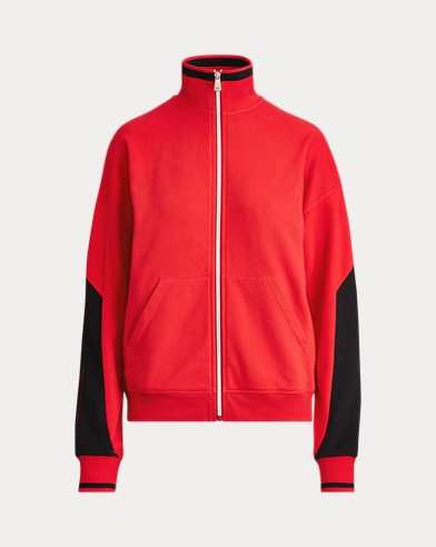 Terry Track Jacket